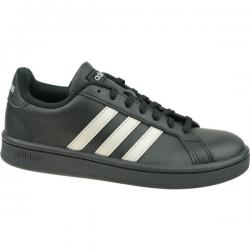 Намаление  Спортни обувки Adidas Grand Court Черно