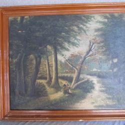 стара картина 1921г