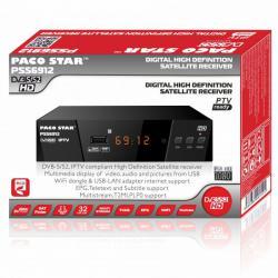 Сателитен HD приемник Paco Star Pss6912 с Iptv