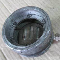 Плочка с клапа за газово устройство
