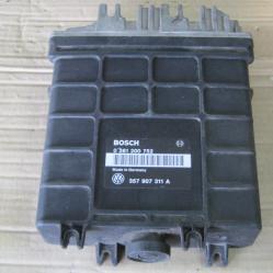 Компютър 357907311a Bosch 0261200752 Голф 3 VW Golf 3