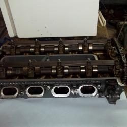 Цилиндрова глава глави за BMW E 39 535 i и тяло за маслен филтър