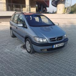 Opel Zafira, 2002г., 226737 км, 3000 лв.