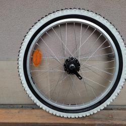 Продавам колела внос от Германия алуминиева предна капла BSP 20 цола