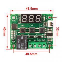Цифров терморегулатор  -  50.. 110 градуса