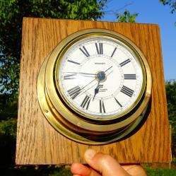 Корабен часовник Staiger Западна Германия.