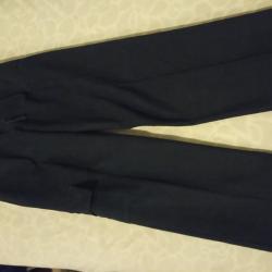Дънков свободен панталон
