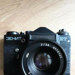 Фотоапарат Зенит