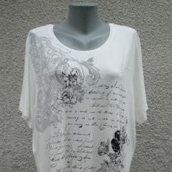 3XL 4XL Нова блуза Damart