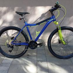 Продавам колела внос от Германия мтв алуминиев велосипед Emochan 27,5