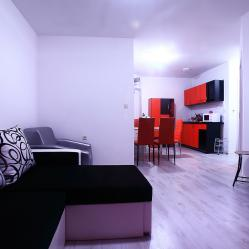 Делуксапартамент 1 спалня в нов комплекс Минисмарт Рейнбоугардеджакузи