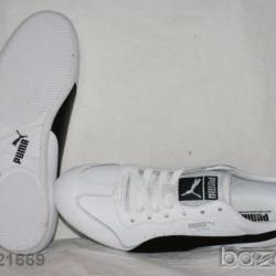 Puma Ring White-black размер 38 1 2 Дамски