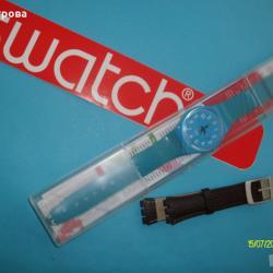 Продавам нов оригинален швейцарски часовник swatch