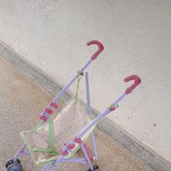 Детска сгъваема количка за кукли