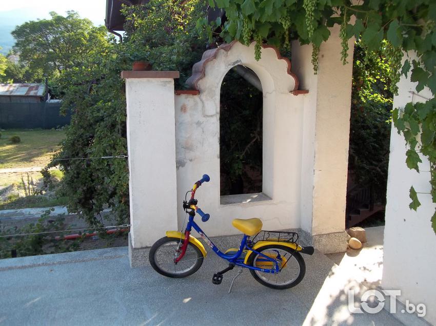 Швейцарски детски велосипед швейцарско детско колело
