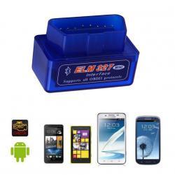 Акция Elm327 mini Bluetooth скенер бонус