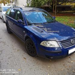 Volkswagen Passat, 2003г., 183056 км, 11 лв.