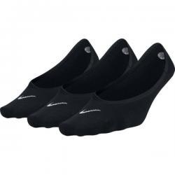 Намаление Чорапи Nike 3 чифта в Черно