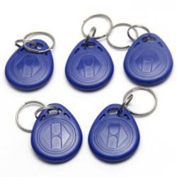 Различни типове Rfid безконтактни чип карти NFC tags proximity cards