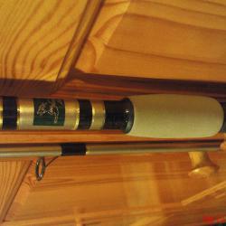 Рибарска фибер Пръчка,,line Winder - Force 2702,, 2.70 м.