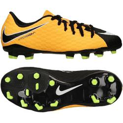 Мъжки спортни обувки за футбол калеври Nike Hypervenom Phelon Оранжево