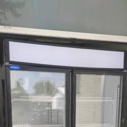 Хладилна витрина - хоризонтален шкаф за охладено прясно месо