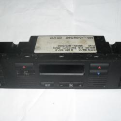 Управление климатик BMW 64.11-8 385 927.9 BMW E39