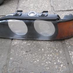 Стъкло за ляв фар на БМВ Е39 BMW E39