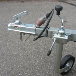 Опорни колела за ремаркета и каравани - Внос от Германия