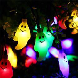 Соларни лампички за градината