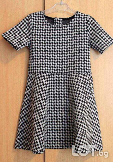 Детски рокли и болеро - Размер 122