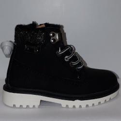Детски зимни обувки Carrera Jeans Черно