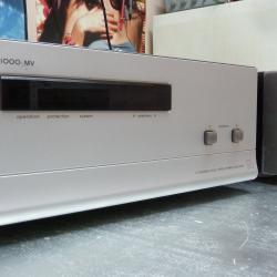 Luxman 1000-pv Luxman 1000-mv