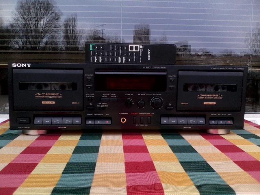 Sony TC - Wr735s