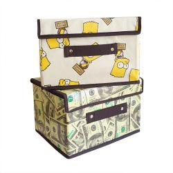 2325 Малка сгъваема кутия за съхранение органайзер