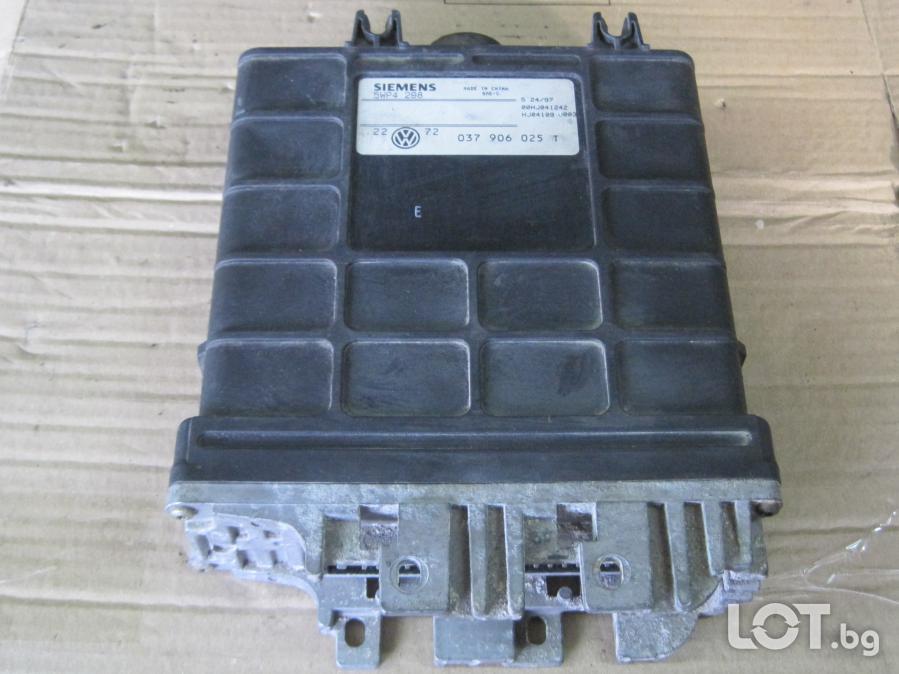 Компютър 037906025t Siemens 5wp4 298 Голф 3 VW Golf 3