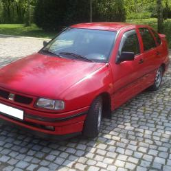 Seat Cordoba, 1995г., 180000 км, 250 лв.