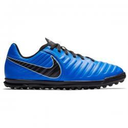 Намаление  Спортни обувки за футбол Стоножки Nike Tiempo Сини