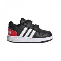 Намаление  Бебешки спортни обувки Adidas Hoops Черно