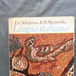 Lingua Italiana  L. G.niikiforova, E. H.marinska