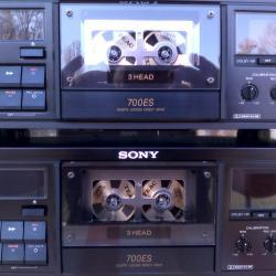 Sony TC - K700es. ДЕК