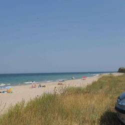 Продавам парцел 500кв. - 4 500евро, за каравани на 6км. oт плажа Крапе..