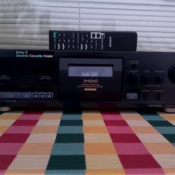 Sony TC - K715s. дек