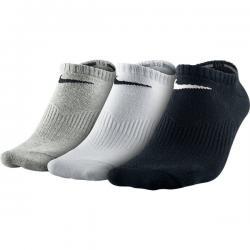 Намаление  Чорапи Nike 3 чифта Черен, бял и сив