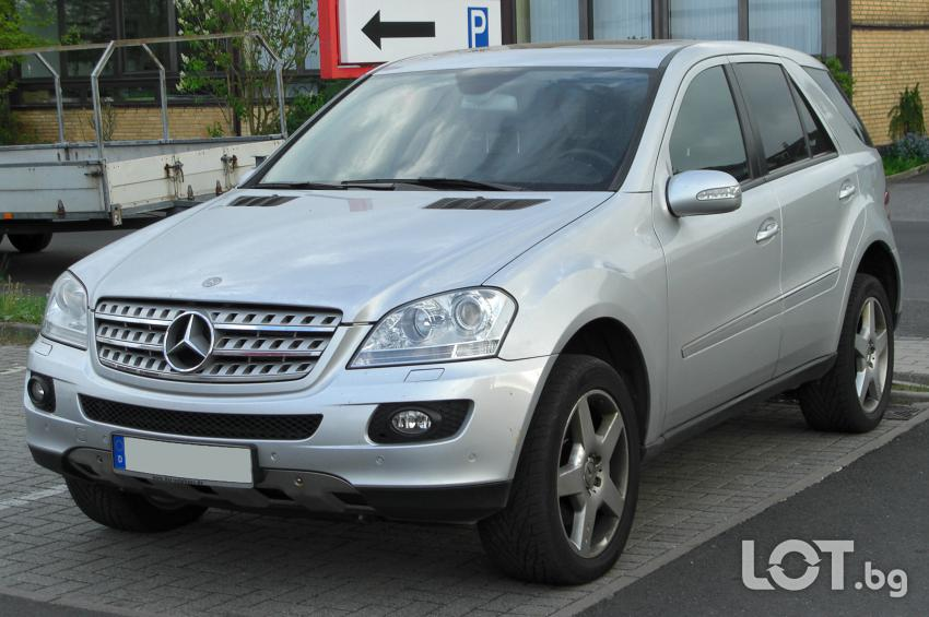На части  - Mercedes - Benz Ml320cdi 420cdi  -  2007г. 2br.