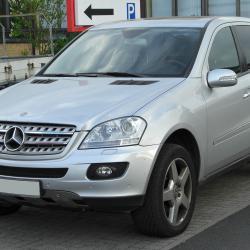 На части  - Mercedes - Benz Ml320cdi 420cdi  -  2007г. 2br.