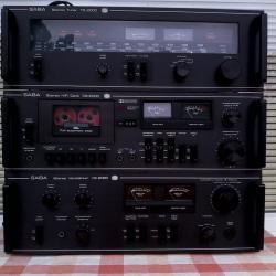 Saba VS 2080 TS 2000 CS 2000