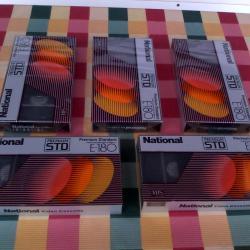 National  VHS Videocassette