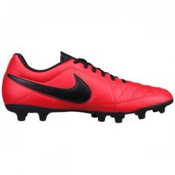 Намаление  Мъжки спортни обувки за футбол калеври Nike Tiempo Червено