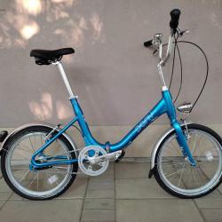 Продавам колела внос от Германия алуминиев сгъваем велосипед Pony Spor